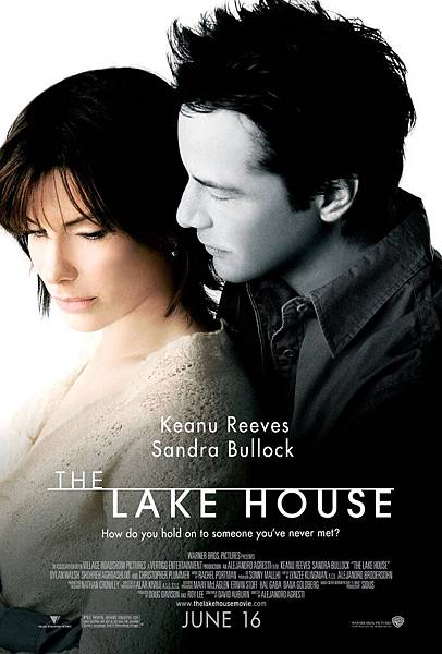 The Lake House,跳越時空的情書,2006