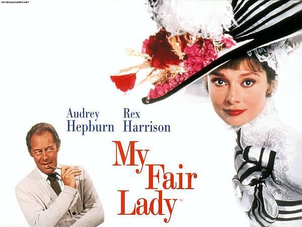 My Fair Lady,窈窕淑女,1964