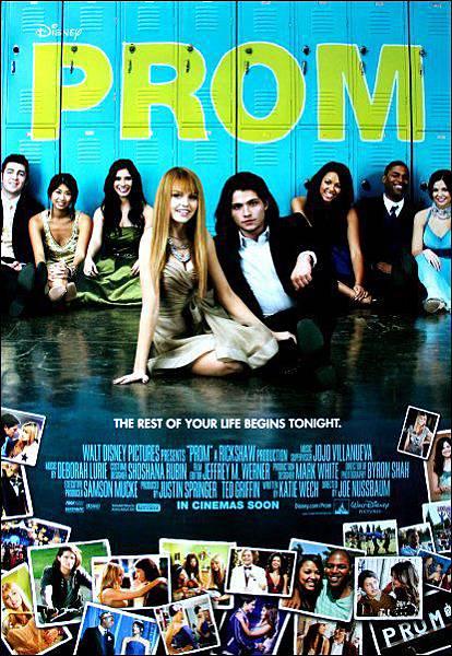 Prom,畢業舞會,2011