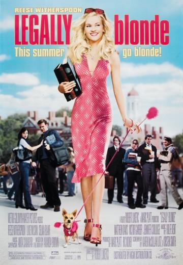 Legally Blonde,金髮尤物,2001