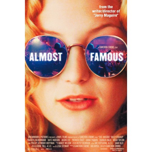 Almost Famous,成名在望,2000