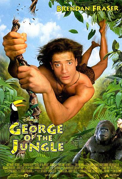 George Of The Jungle,森林泰山,1997