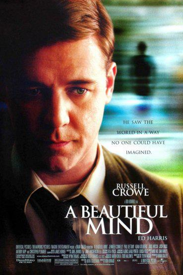 A Beautiful Mind,美麗境界,2002