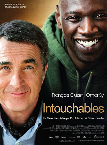 Intouchables,逆轉人生,2011