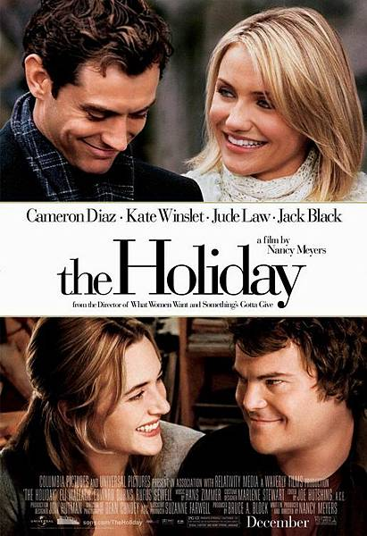 The Holiday,戀愛沒有假期,2006