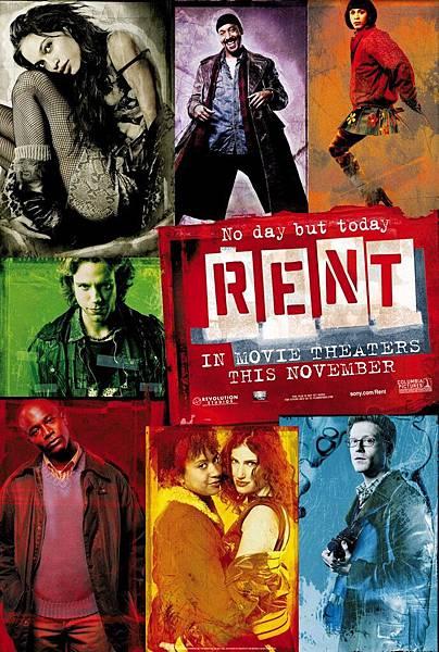 Rent,吉屋出租,2006