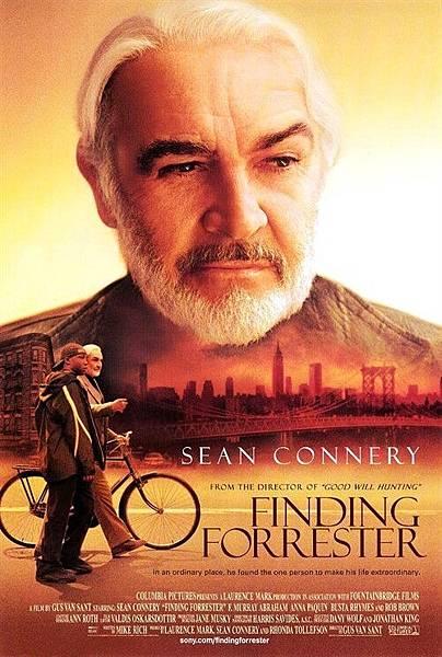 Finding Forrester,心靈訪客,2000