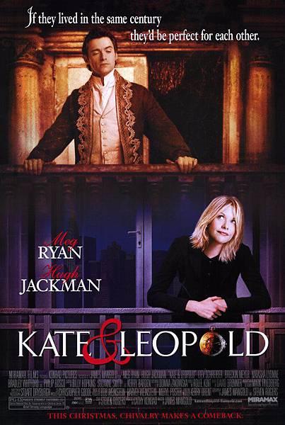 Kate & Leopold,穿越時空愛上你,2001