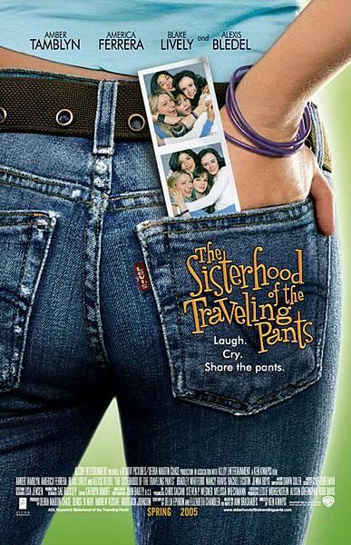 The Sisterhood of the Traveling Pants,牛仔褲的夏天,2005
