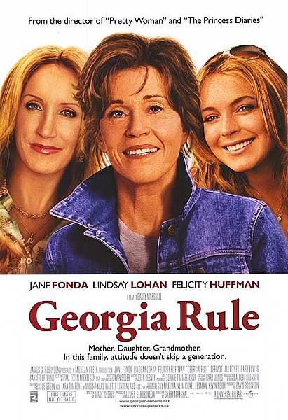 Georgia Rule,家有辣嬤,2007