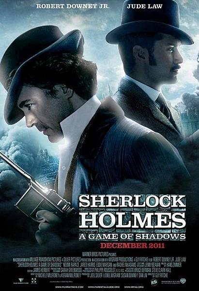 Sherlock Holmes: A Game of Shadows,福爾摩斯2:詭影遊戲