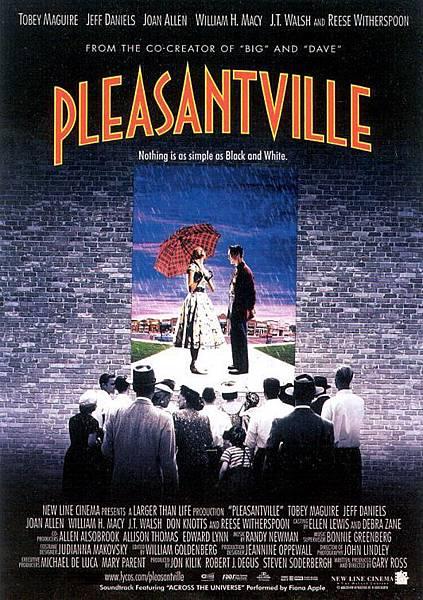Pleasantville,歡樂谷,1998