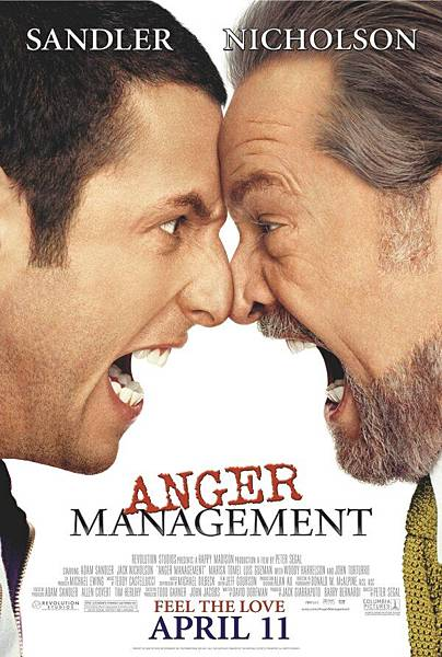 Anger Management,抓狂管訓班,2003