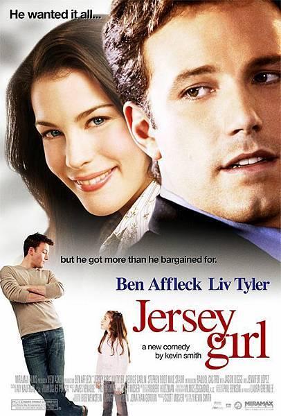 Jersey Girl,紐澤西愛未眠,2004