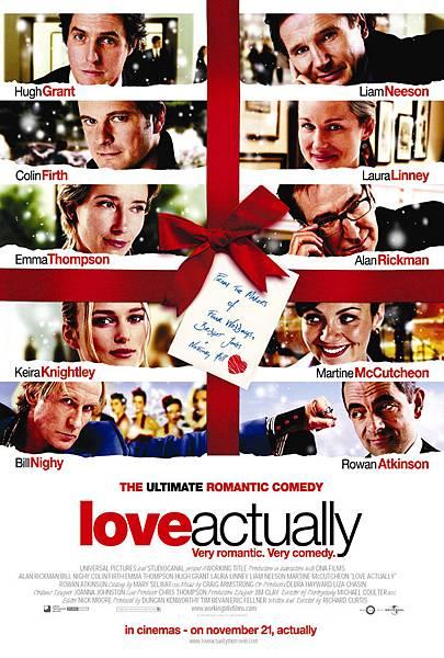 Love Actually,愛是您愛是我,2003