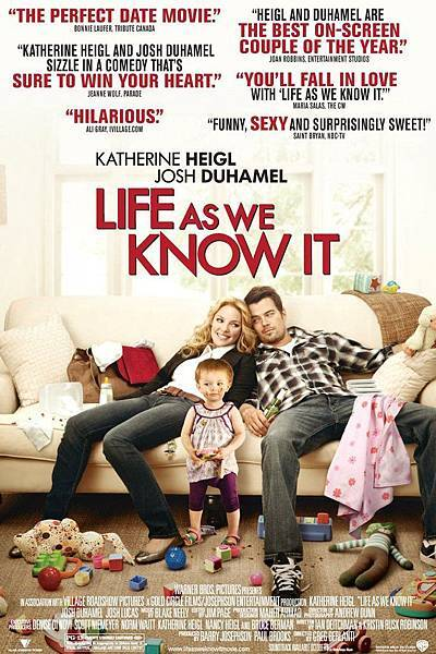 Life as We Know it,命中注定多個你,2010