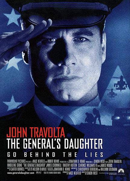 The General's Daughter,將軍的女兒,1999