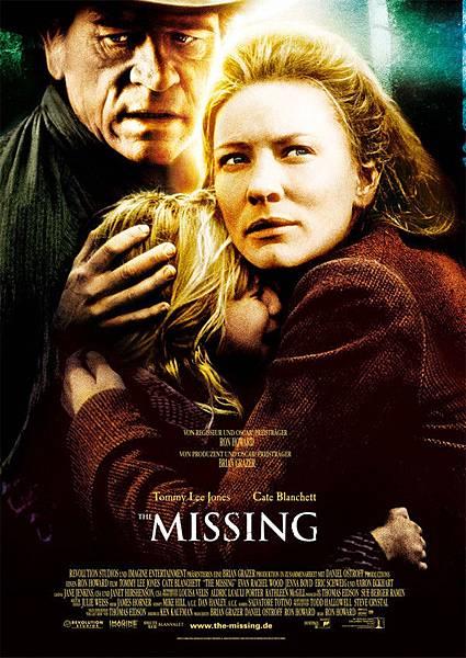 The Missing,鬼影迷蹤,2003