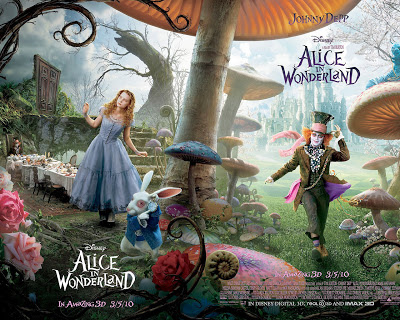 Alice in Wonderland,魔鏡夢遊,2010