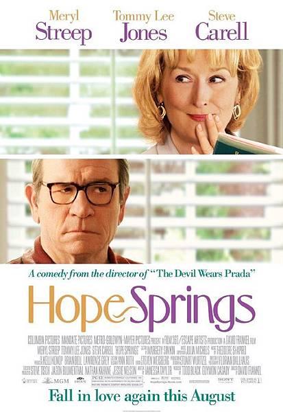 Hope Springs,性福特訓班,2012