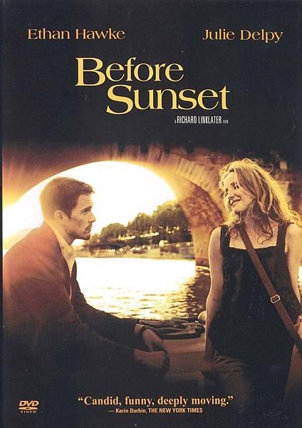 Before Sunset,愛在日落巴黎時,2004