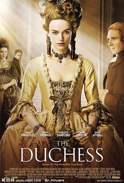The Duchess,浮華一世情,2008