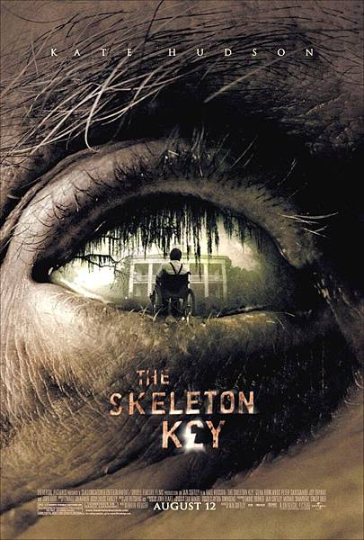 The Skeleton Key,毒鑰,2005