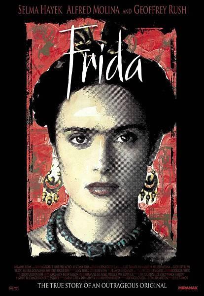 Frida,揮灑烈愛,2002