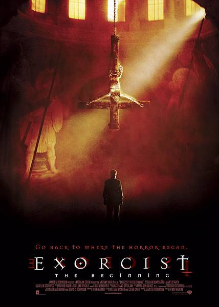 Exorcist:The Beginning,大法師:吸魂首部曲,2004