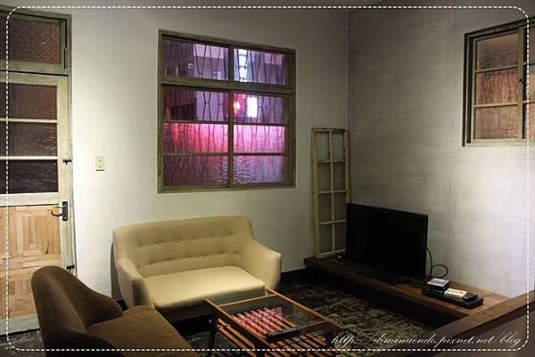 二樓的小小客廳