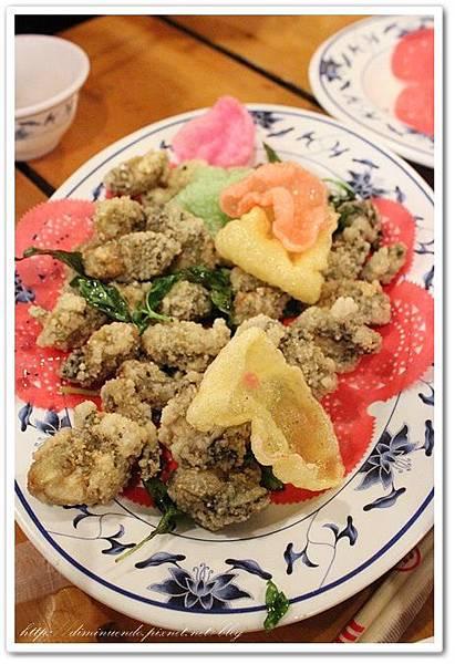 蚵酥150元
