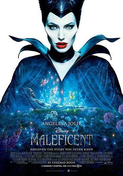 Maleficent,黑魔女:沉睡的魔咒,2014