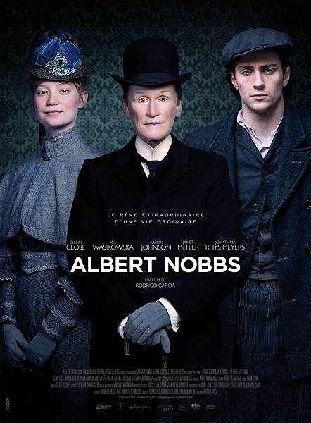 Albert Nobbs,變裝男侍,2011