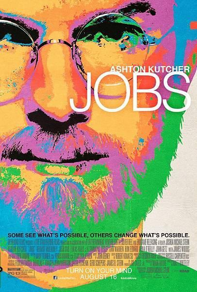 Jobs,賈伯斯,2013