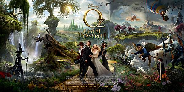 Oz the Great and Powerful,奧茲大帝,2013.jpg