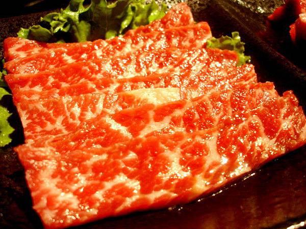安格斯黑牛燒肉