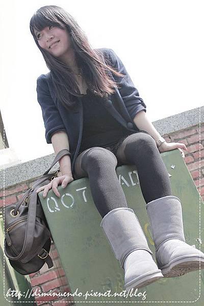 好喜歡雪靴