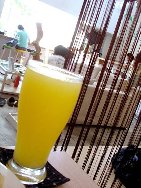Janice的鮮榨檸檬汁單點80圓