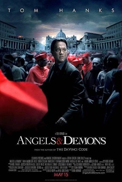 Angels and Demons,天使與魔鬼,2009