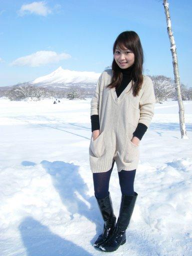 白妹妹於日本
