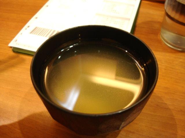 有附味增湯但也很鹹