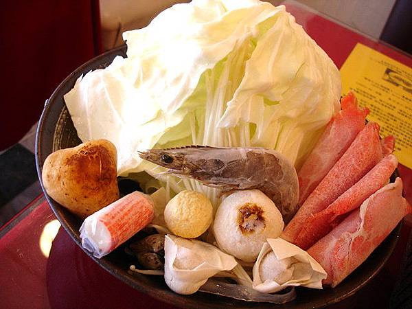 南瓜拿鐵鍋,義大利文的拿鐵是牛奶,所以是南瓜牛奶鍋