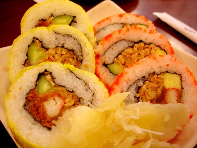 花壽司60元