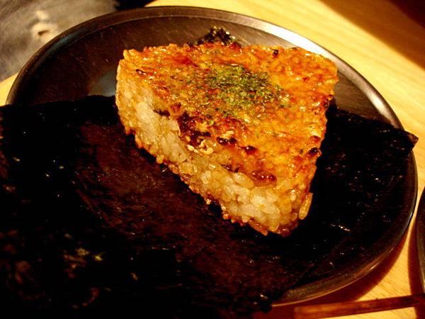 醬燒鮭魚飯糰