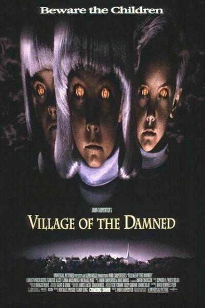 Village of the Damned,準午前十時,1995年