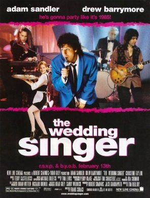 The Wedding Singer,婚禮歌手,1998