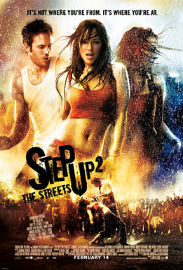 Step Up 2: The Streets,舞力全開,2008