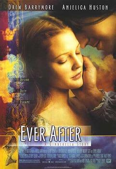 Ever after,灰姑娘:很久很久以前,1998