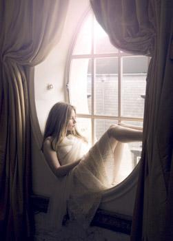 我看我是喜歡窗邊吧