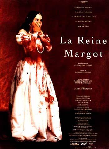 La Reine Margot,碼歌皇后,1994